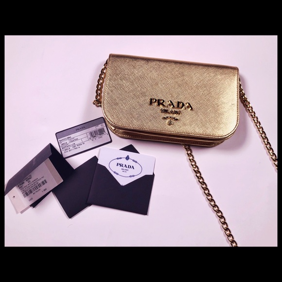 afd8ee8c2d21 Authentic Prada Bandoliera Crossbody Bag. M_5c929de1951996bf615ed533